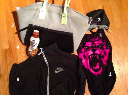 Tyr swimsuit nike hoodie lululemon bag muscle milk try swimcap