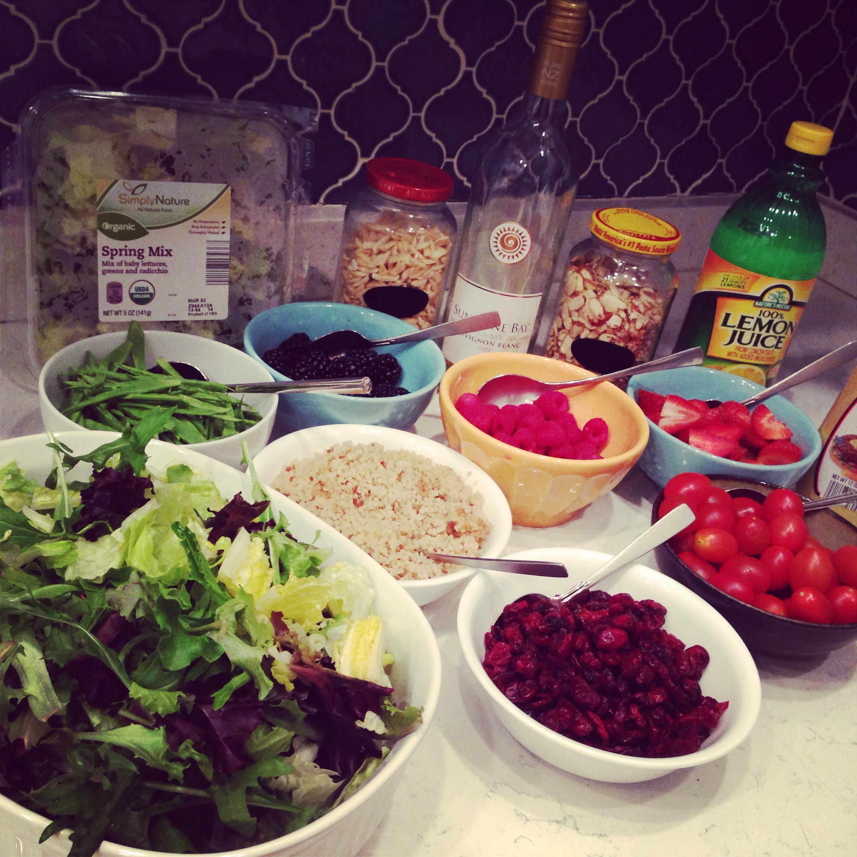 Aldi salads