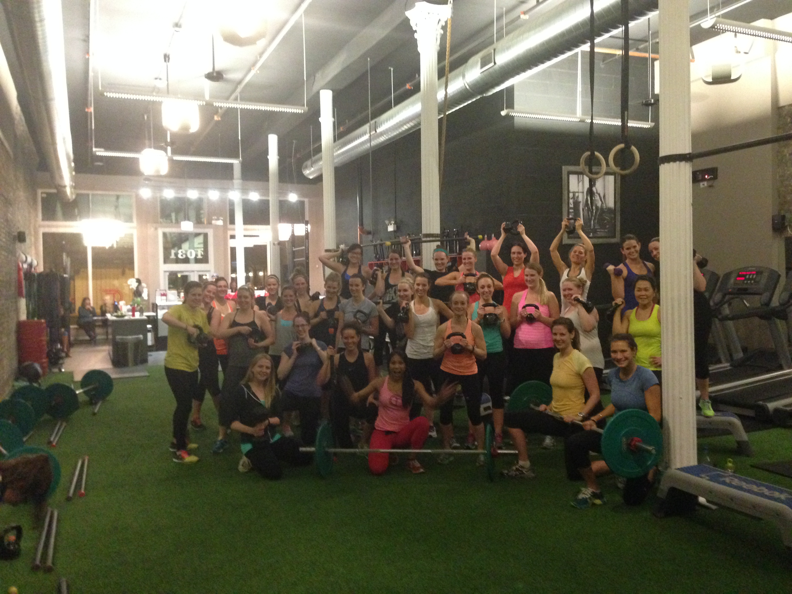 CTF Sweatworking night 1