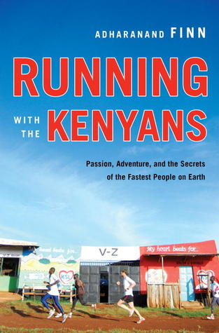 running with the kenyans cover finn