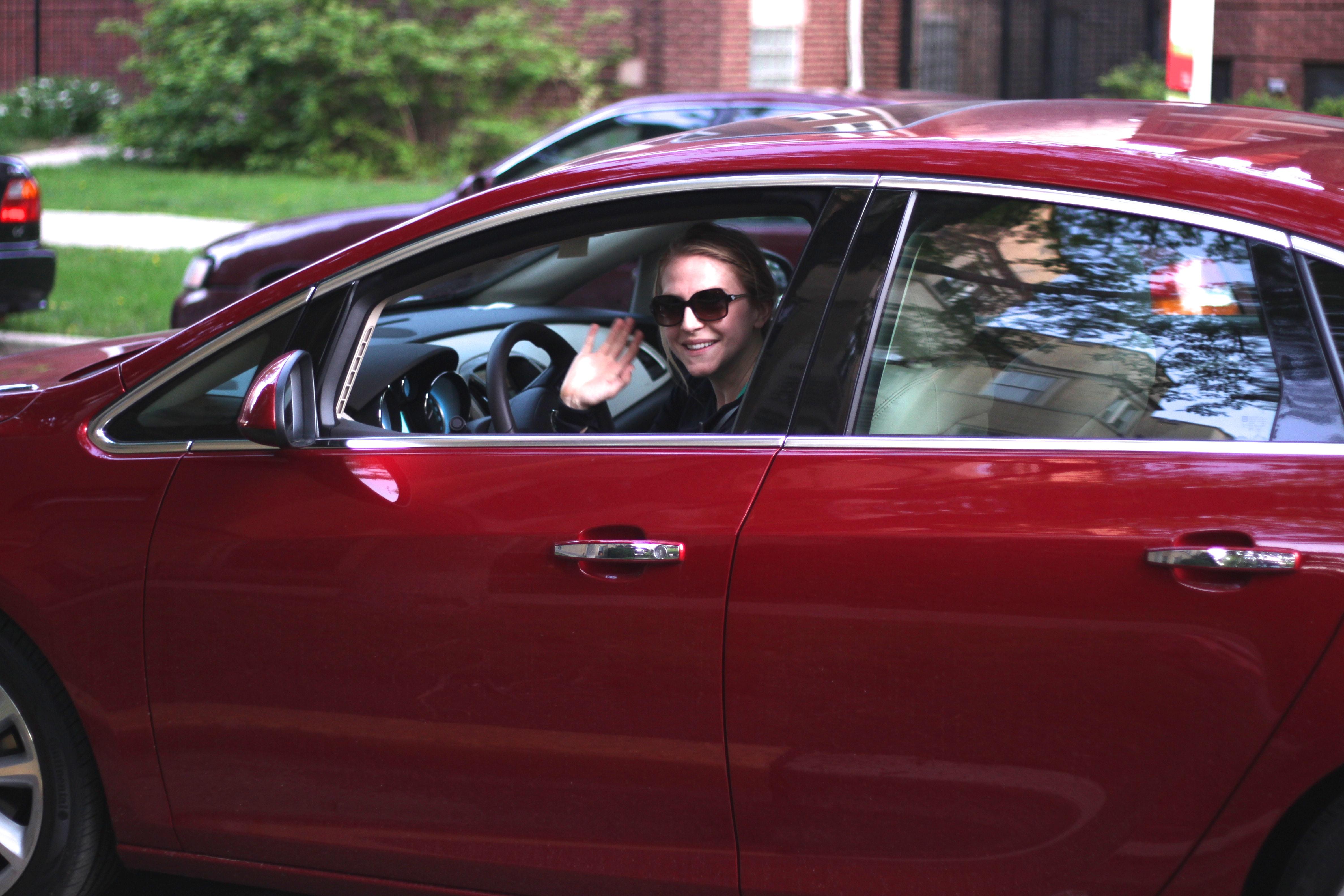 Jeana Anderson Buick Verano Fab Fit Chicago