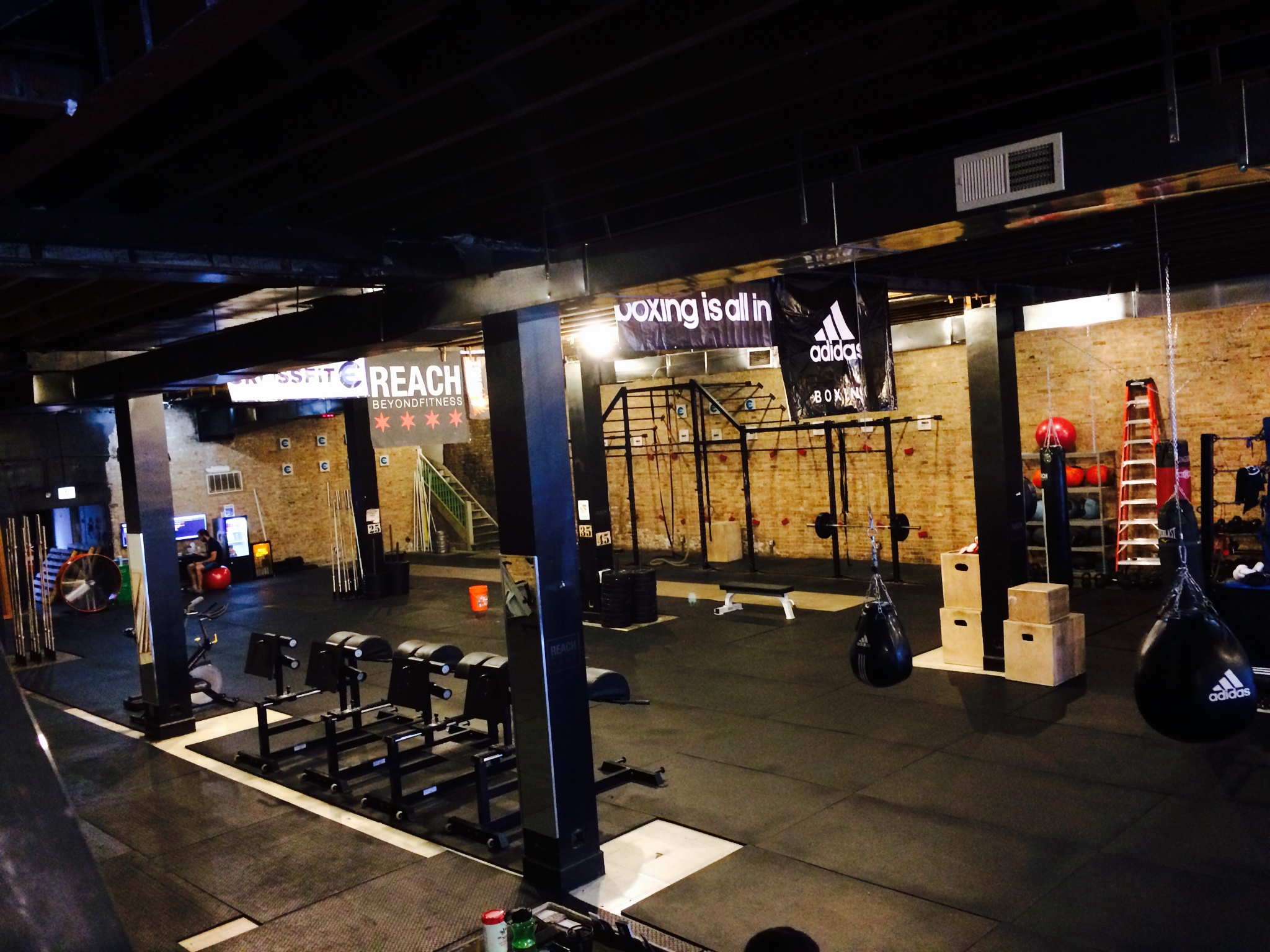 Bootcamp At Reach Beyond Fitness Fab Fit Chicago Superset Style Circuit Workout Ideas Photo 4